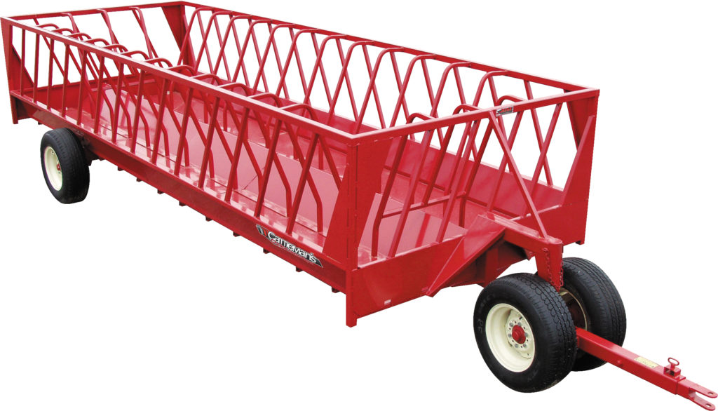 Jbm Mfg Cattleman S Choice Feeder Wagon