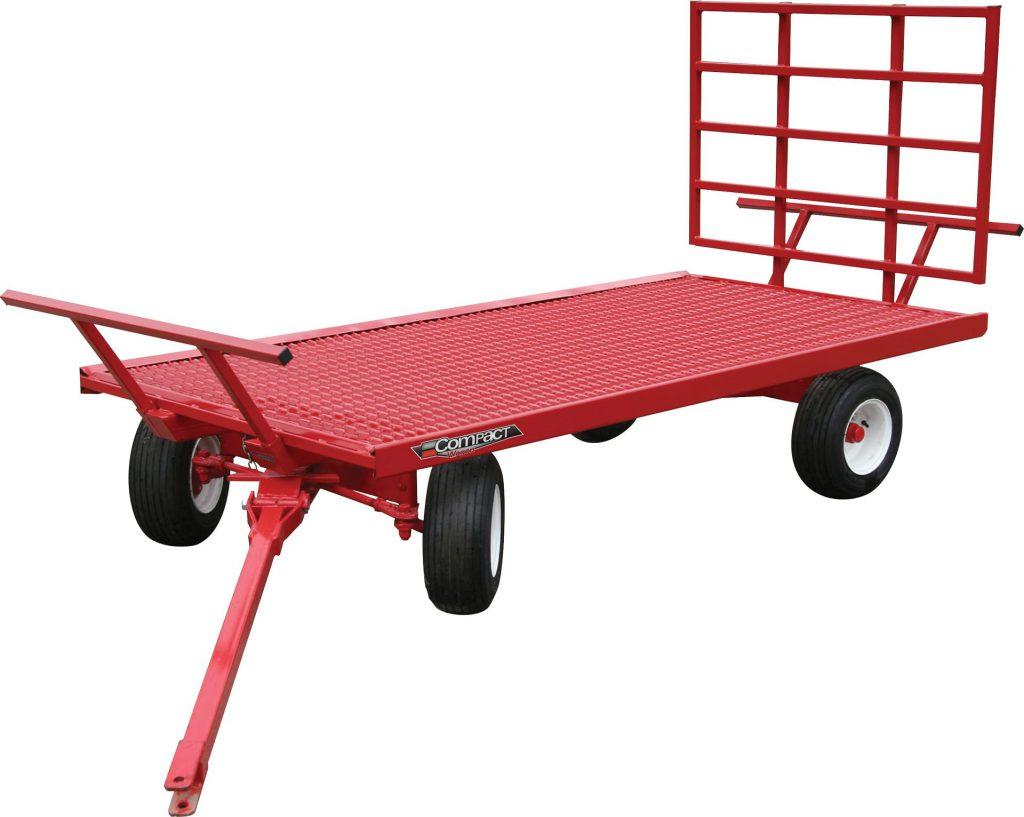 Compact Farm Wagons : Jbm mfg compact wagon